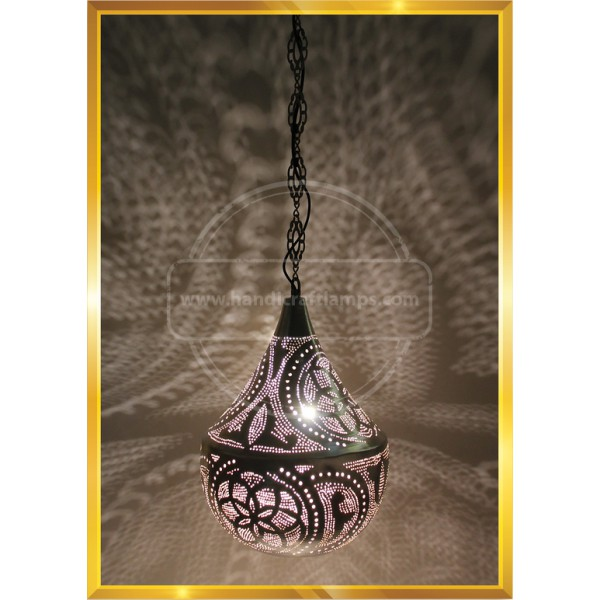 Turkish Art Chandelier Ceiling Lamp HND HANDICRAFT