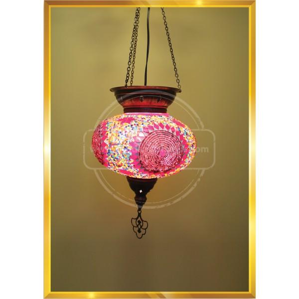 NO5 Tree Chain Lamp HND HANDICRAFT