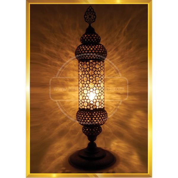 Turkish Mosaic Art Desing Lamp Desk Lamp HND HANDICRAFT