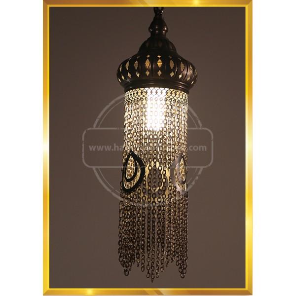Turkish Single Morocan Lamp HND HANDICRAFT
