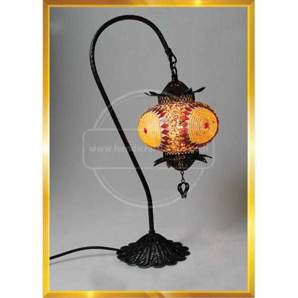 Handmade filigree desk lamp HND HANDICRAFT