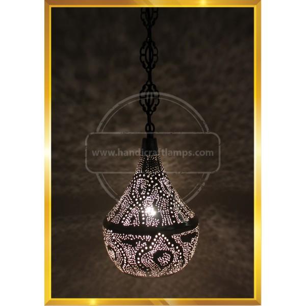 Luster Moroccan Mosaic Lamp HND HANDICRAFT