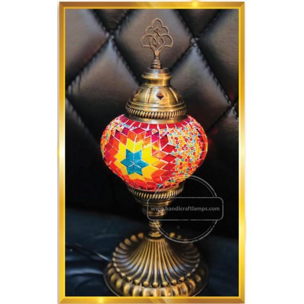 Mosaic Table Lighting HND HANDICRAFT