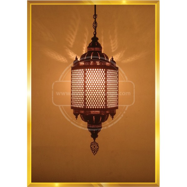 Antique Look Modern Turkish Vintage Moroccan Golden Ceiling Lights Home Lantern Pendant Gifts Lamp HND HANDICRAFT