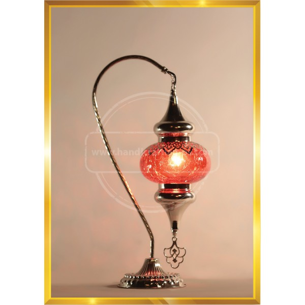 Turkish Moroccan Fishing Lamp HND HANDICRAFT