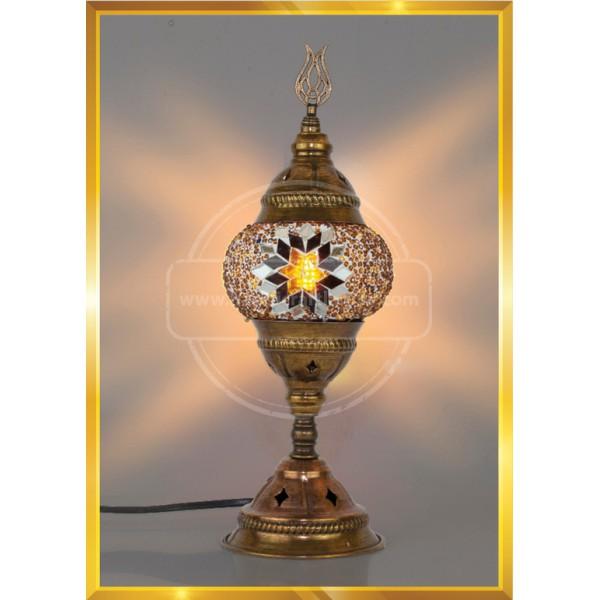 Night Mosaic Turkish Lamp HND HANDICRAFT