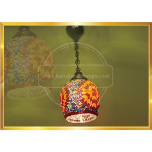 FANUS SINGLE CHAIN Turkish Lamp HND HANDICRAFT