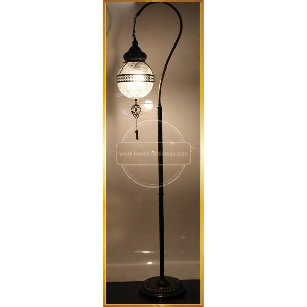 40 Cm Turkish Floor Lamp HND HANDICRAFT