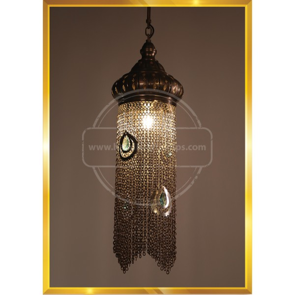 Moroccon Turkish Single Lamp HND HANDICRAFT