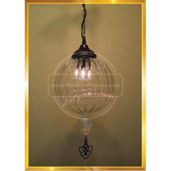 20 CM PAYREKS Moroccan Lamp HND HANDICRAFT