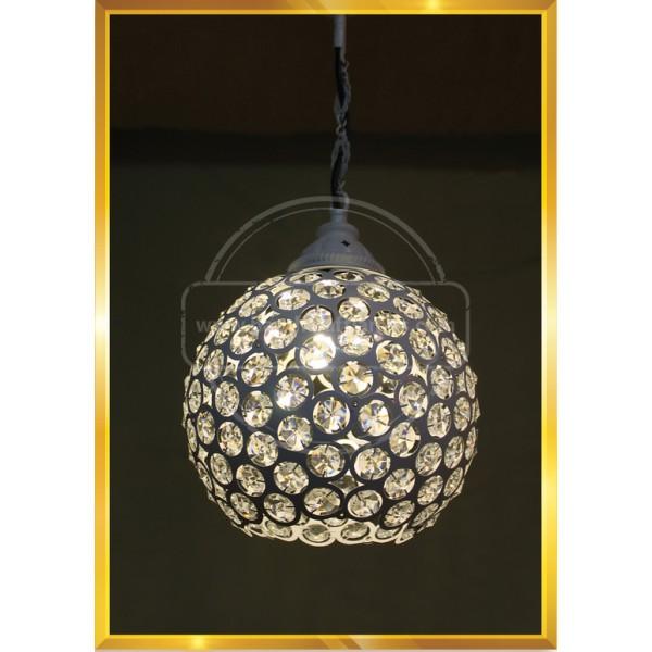 Crystal FANUS Lamp HND HANDICRAFT