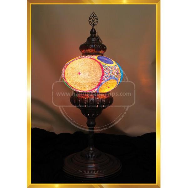 NO6 Desk Floor Lamp HND HANDICRAFT