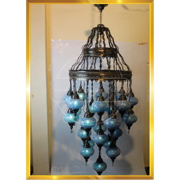 25 Lİ Special Sale Mosaic Lamp HND HANDICRAFT