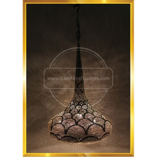 Moroccan Handicraft luster light HND HANDICRAFT