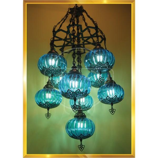 MOSAIC 9 Globe FLOOR LAMPS Handmade Unique Turkish Moroccan Night Art Home Decor Light Lampshade Bedside Gift Free Shipping HND HANDICRAFT