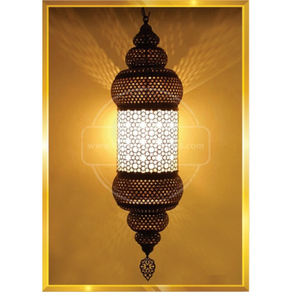 Turkish lamp Chandelier Ceiling Lamp- Free Fast Shipping HND HANDICRAFT