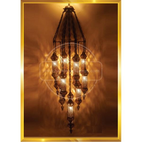 Modern Turkish Mosaic Lamp HND HANDICRAFT
