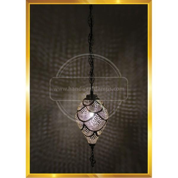 Turkish Art Style Chandelier Ceiling Lamp HND HANDICRAFT