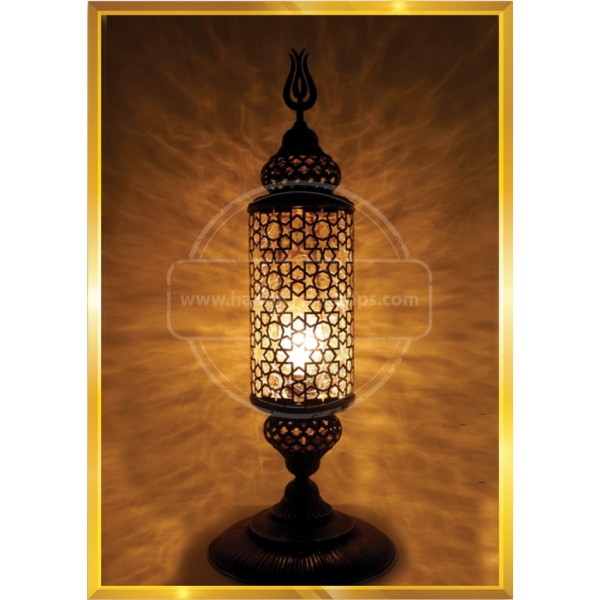 turkish mosaic floor lamp HND HANDICRAFT
