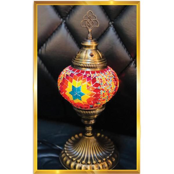 Mosaic Desk Lamp HND HANDICRAFT