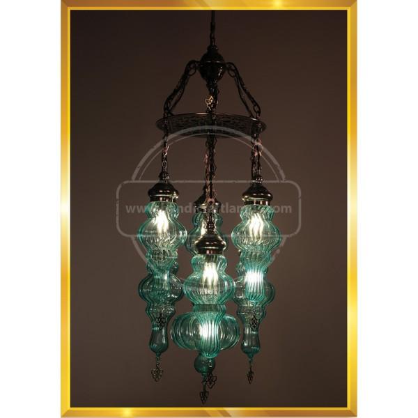 7 Payreks Pull turkish lamp HND HANDICRAFT