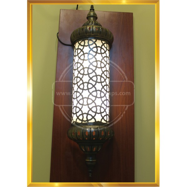 Glass Mosaic Wall Light HND HANDICRAFT