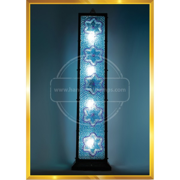 25X140 MINARET COLUMN LAMP HND HANDICRAFT