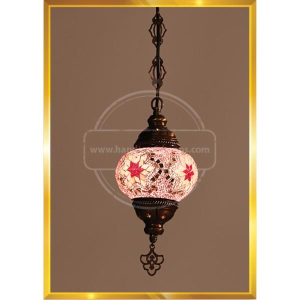 NO2 Pendant Mosaic Lamp HND HANDICRAFT