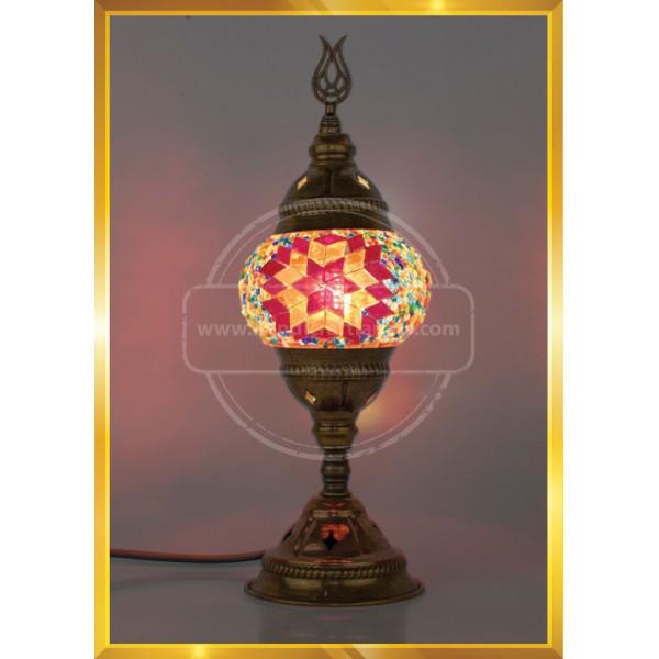 Handmade Turkish Moroccan Mosaic Lamp HND HANDICRAFT