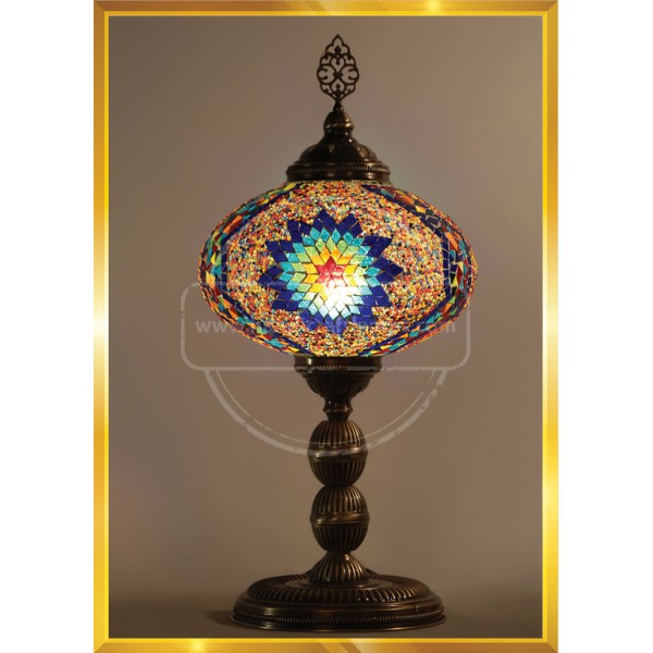 Vintage Bedroom Decor Table Lamp HND HANDICRAFT