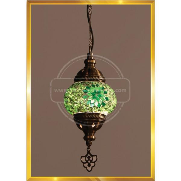 NO2 Bedroom Mosaic Lamp HND HANDICRAFT