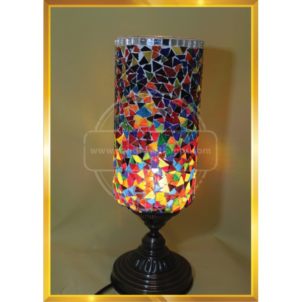 E 27 Lİ OVA Lantern Table Lamps HND HANDICRAFT