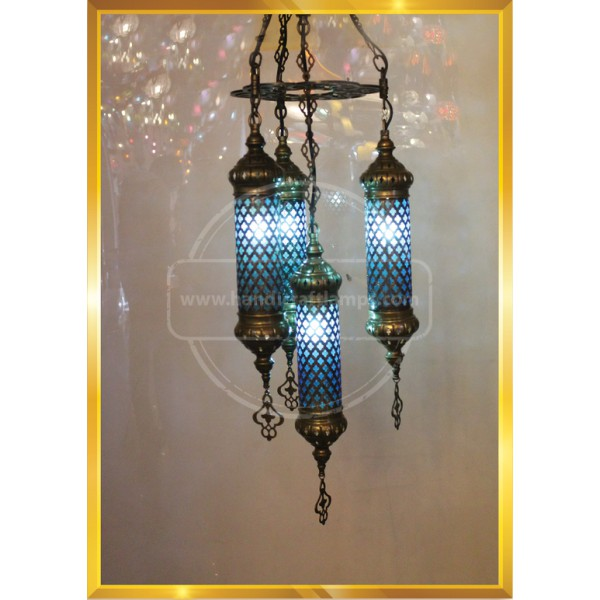 3 Globe Mosaic Chandelier, Filigree Copper Mosaic,Mosaic Lamp,Turkish Lamp,Moroccan  HND HANDICRAFT