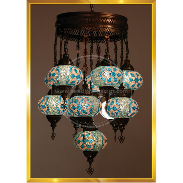 11 Lİ NO3 Lamp HND HANDICRAFT