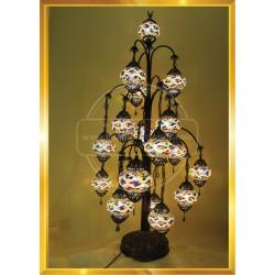 16+1 Tree Telkari Lamp HND HANDICRAFT