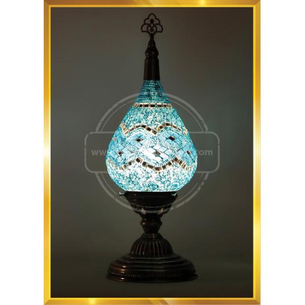 Handmade Mosaic Turkish Lamp, Vintage Bedroom Decor Table Lamp, Unique Night Light Lamps for Living Room, Room Decor for Teen Girls Boys, Bedside Lamp, Night Light for Kids, Tiffany Lamp  Table Light HND HANDICRAFT