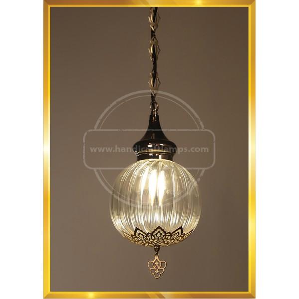 15 CM PAYREKS Laser Ball Lamp HND HANDICRAFT