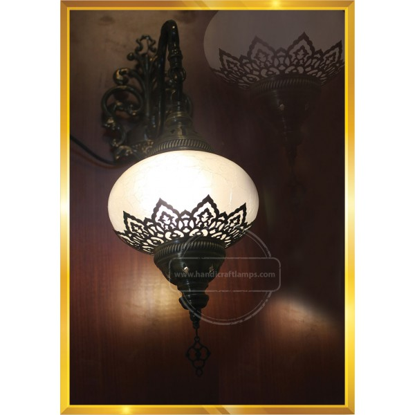 Sconce for wall floors HND HANDICRAFT