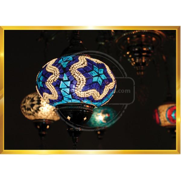 Turkish mosaic lamps HND HANDICRAFT